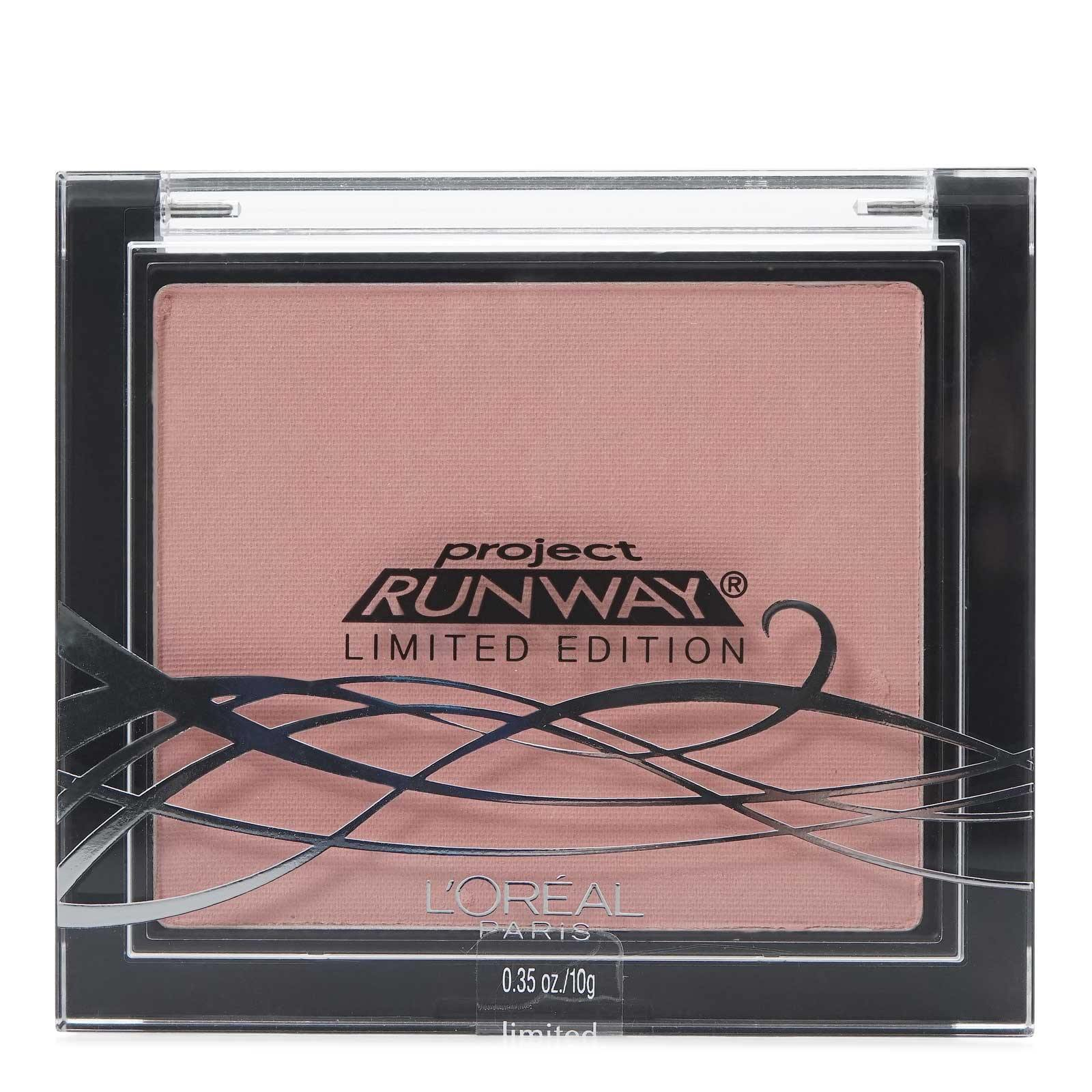 LOREAL WEAR INFINITE PROJECT RUNWAY BLUSH- QUEENS BLUSH (24/cs)