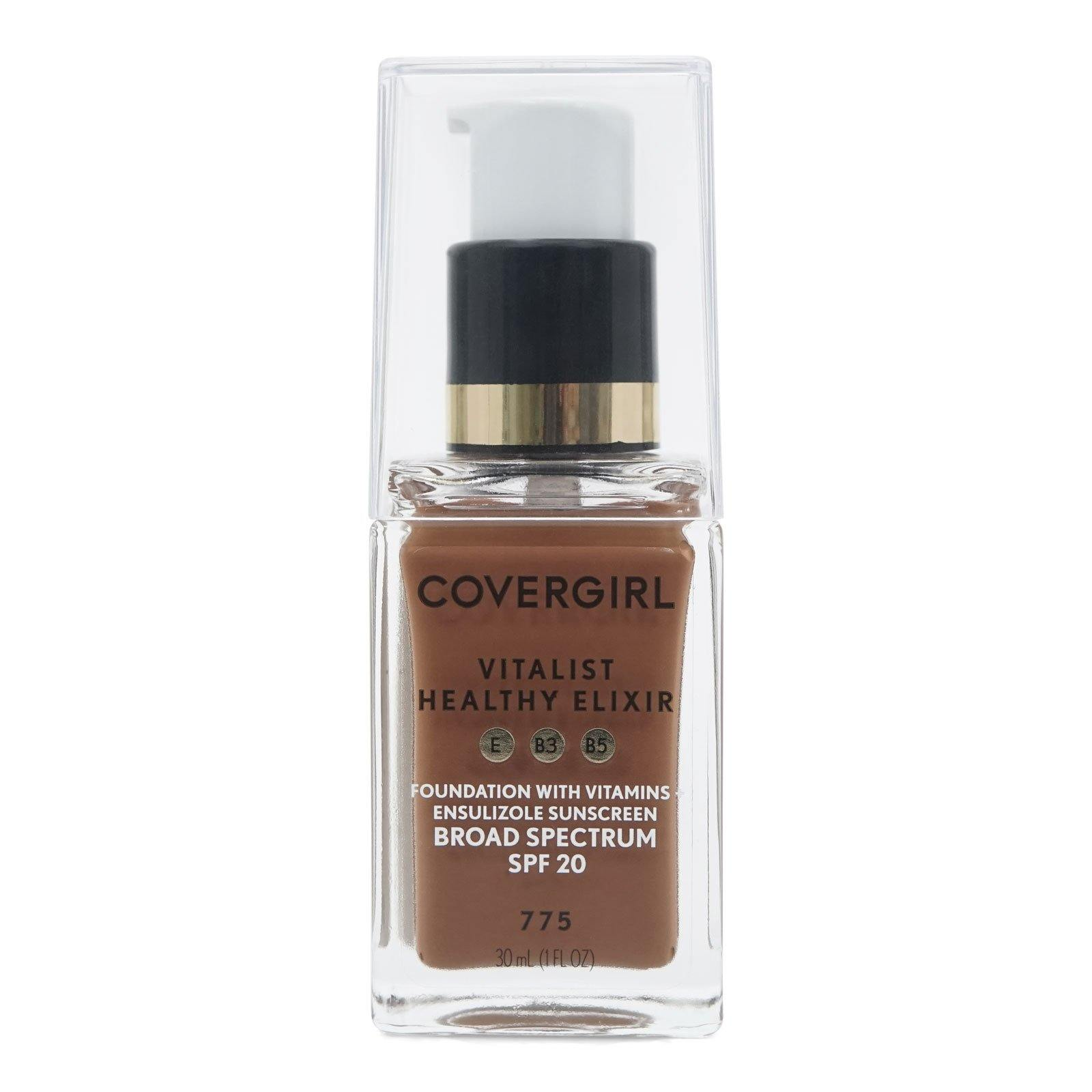 COVERGIRL HEALTHY ELIXIR FOUND- SOFT SABLE (12/cs)