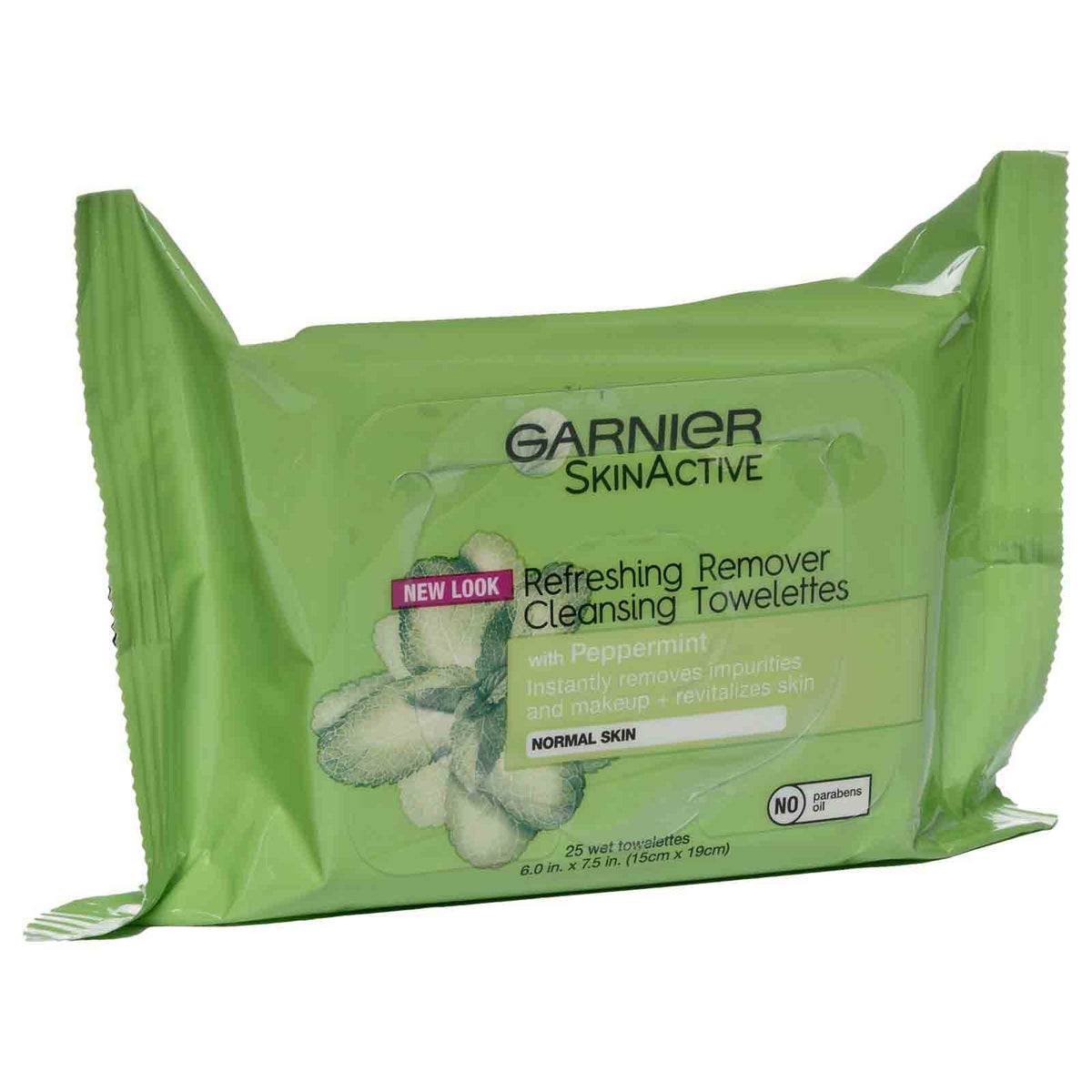Garnier Skinactive Clean+ Refreshing Cleansing Towelettes