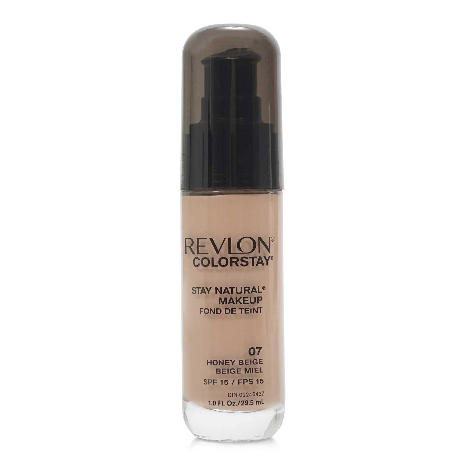 Revlon COLORSTAY STAY NATURAL MAKEUP - Honey beige (24/cs)