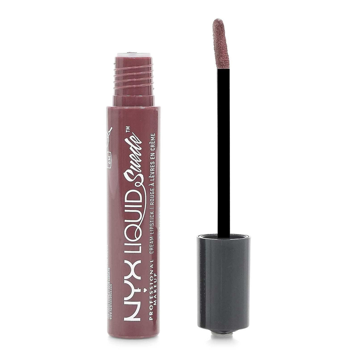 NYX Liquid Suede Cream Lipstick Set; Subversive Socialite, Covet, Temptress (6/cs)