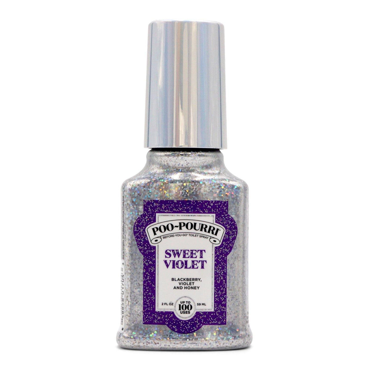 POO-POURRI | Before-You-Go Toilet Spray Sweet Violet-2oz (24/cs)