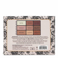 Beauty Creations Eyeshadow Palette, Totally Nude Display, ETP9-A (12/cs)