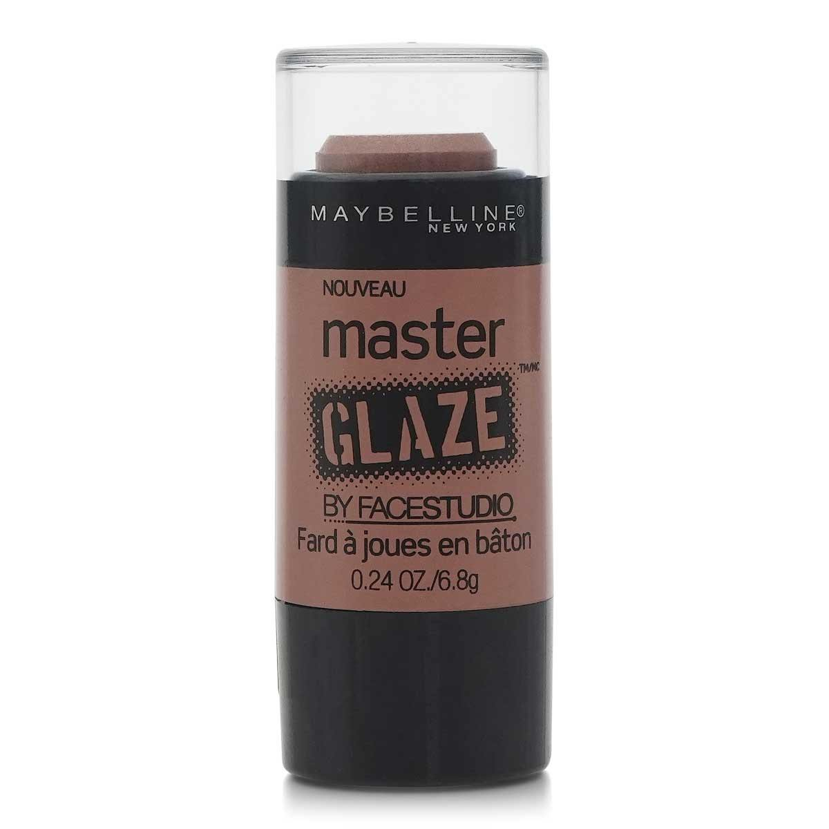 MAYBELLINE MASTER GLAZE BLUSH STICK Ð WARM NUDE (24/cs)