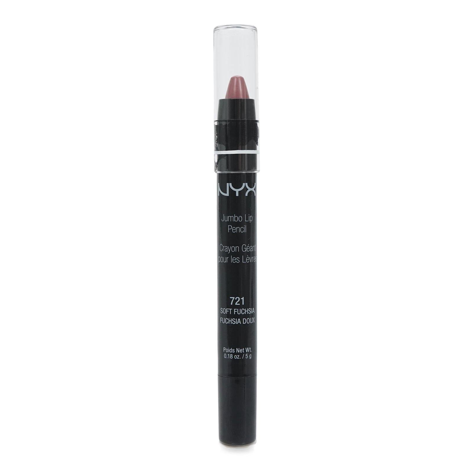 NYX JUMBO LIP PENCIL - SOFT FUCHSIA #21 (24/cs)