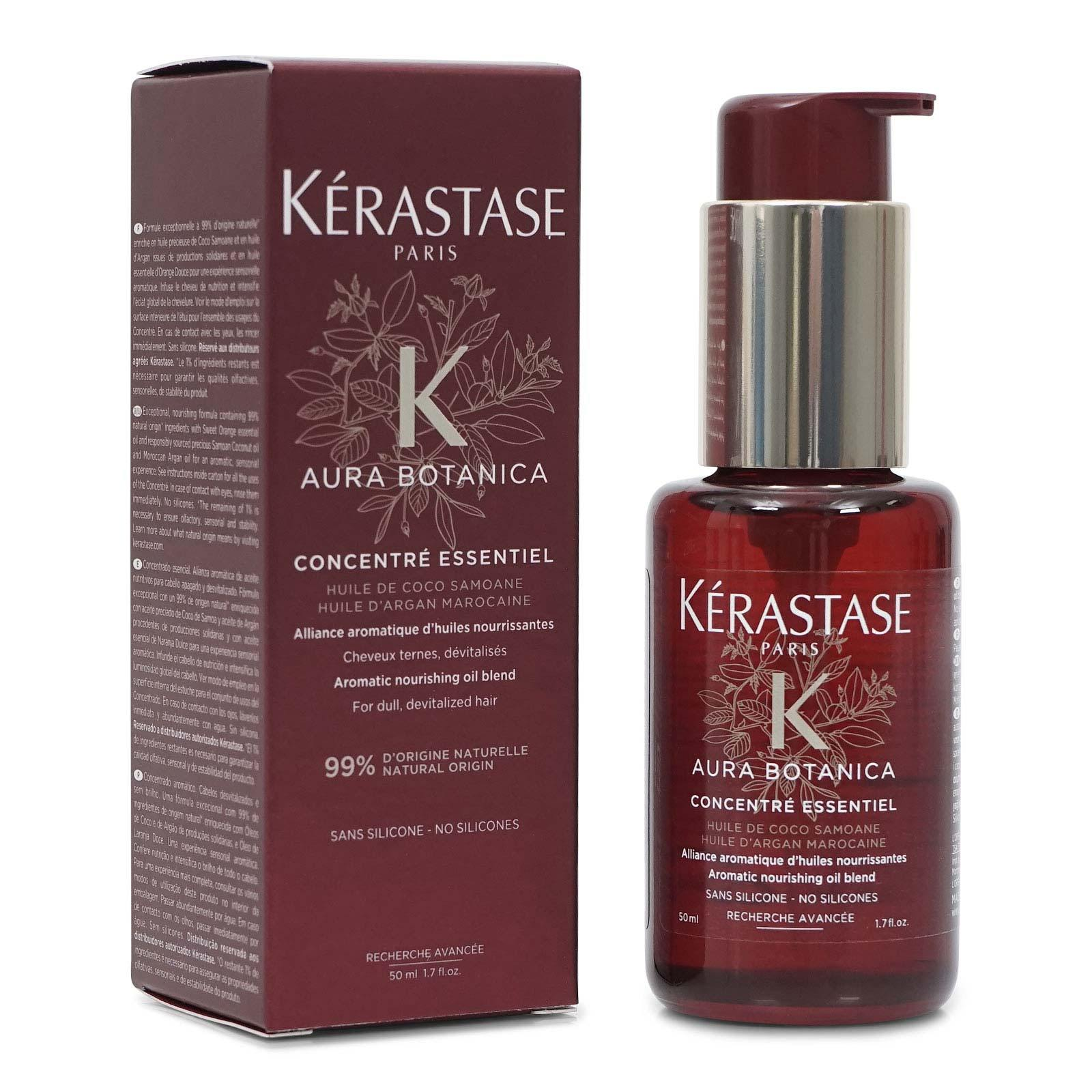 Kerastase Aura Botanica Concentre Essentiel Nourishing Oil Blend 50ml/1.7 oz (3/cs)