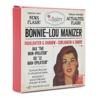 TheBalm Bonnie-Lou Manizer Highlighter & Shadow, 0.32 oz (3/cs)