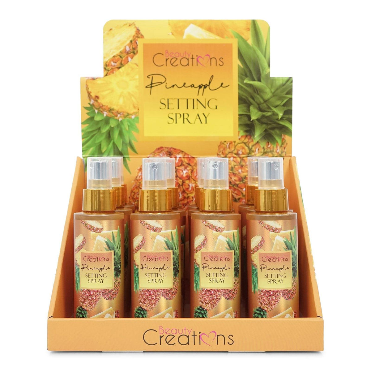 Beauty Creations Setting Spray, Pineapple - SPN05 (12/cs)