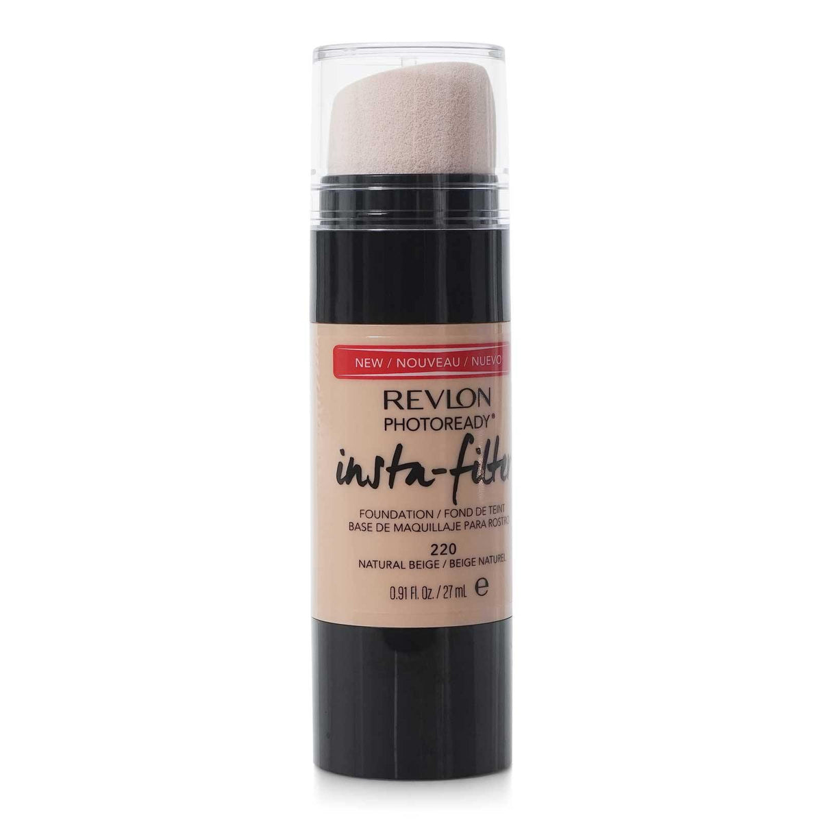 Photoready Instafix Smart Filter Foundation - Natural Beige (24/cs)