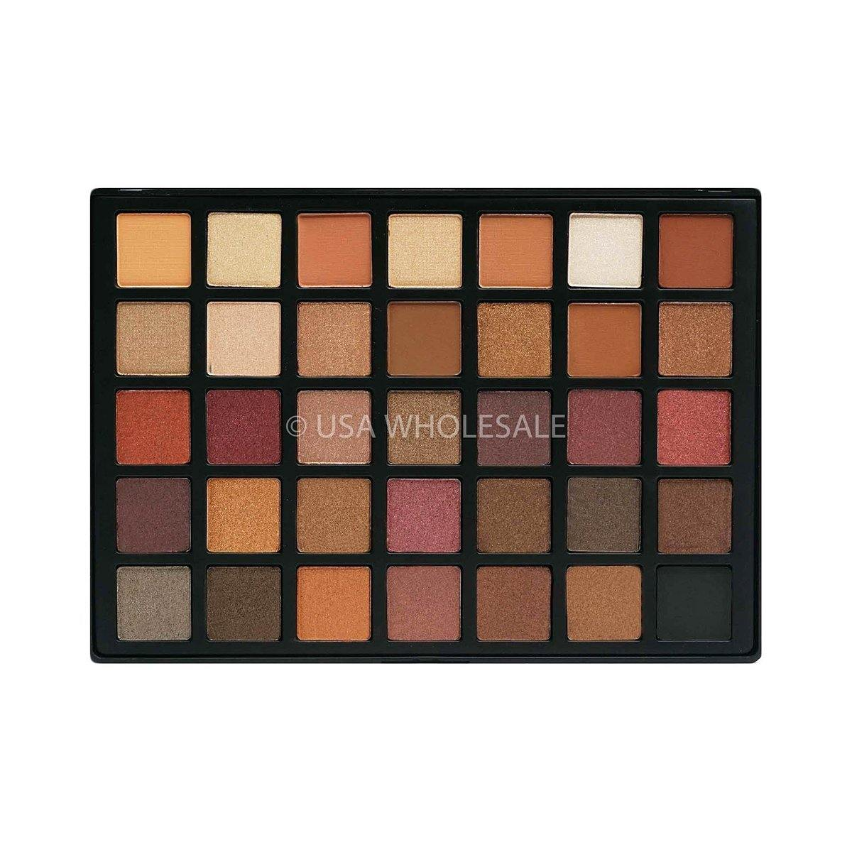BEAUTY CREATIONS | Fairy Tale Collection - Anastasia 35 Color Pro Palette (Case of 6)