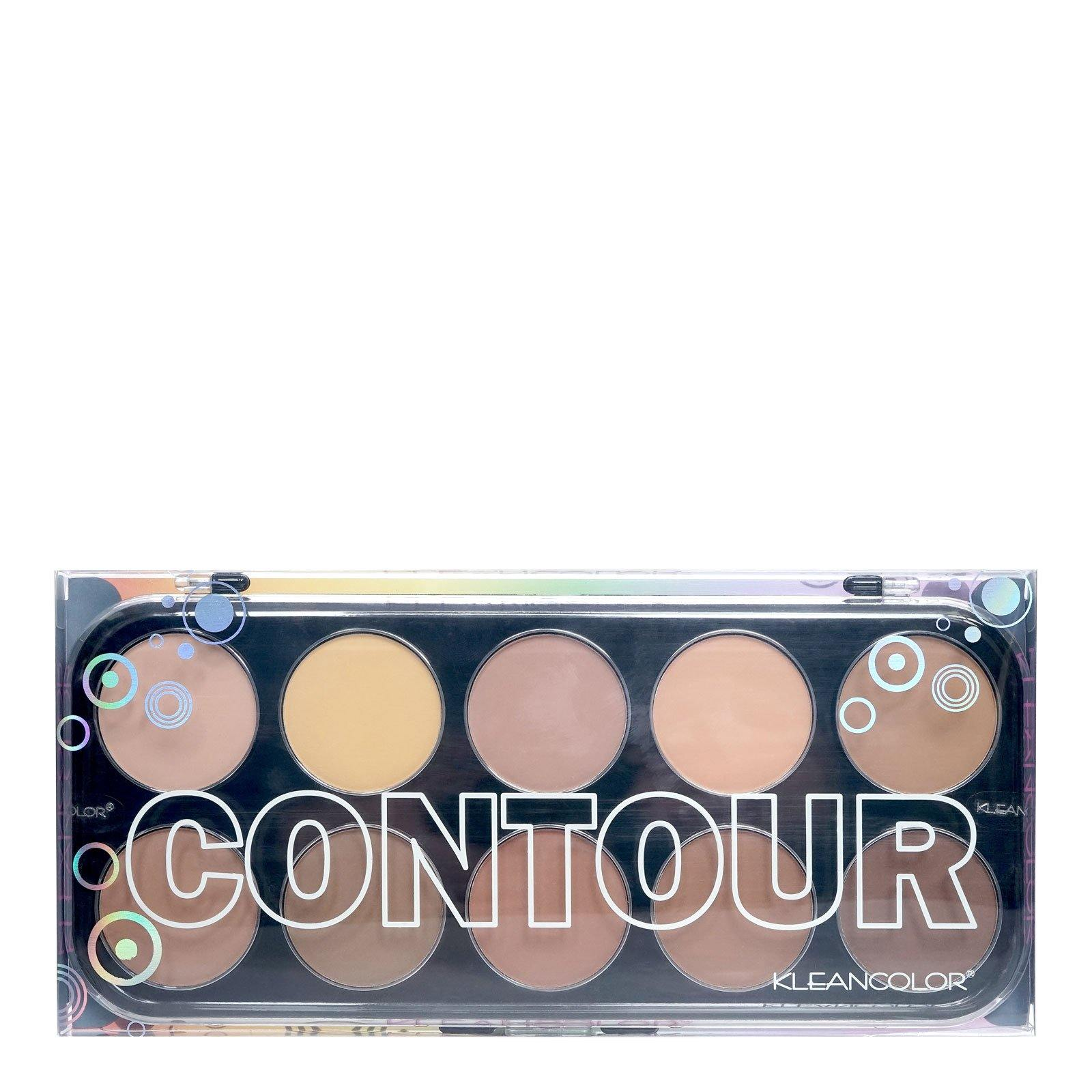 KLEANCOLOR Contour Kit, powder formula (BZ2119) (6/cs)