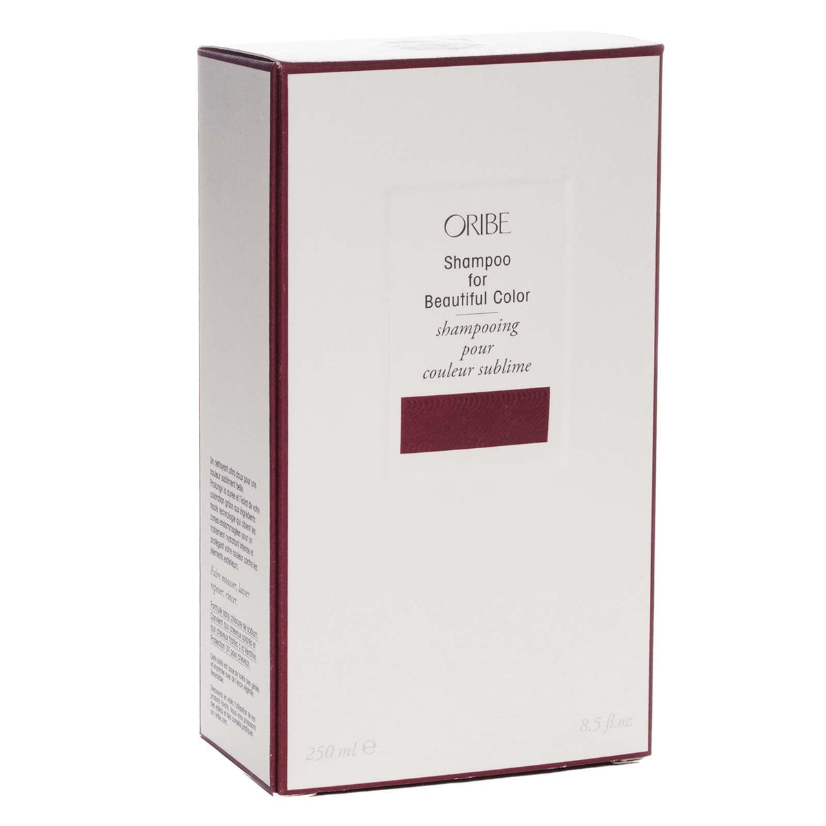 ORIBE SHAMPOO BEAUTIFUL COLOR, Fortifies over-processed and chemically-treated hair - (250ML)  (12/cs)
