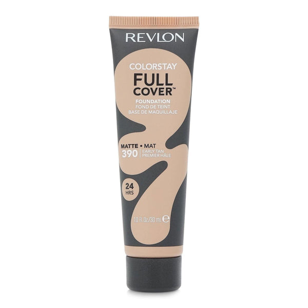Revlon Colorstay Full Coverage Foundation - Early Tan (24/cs)