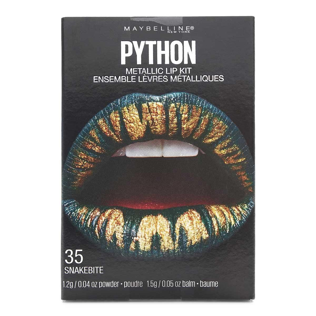 MAYBELLINE PYTHON LIP KIT (24/cs)