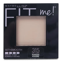Maybelline Fit Me! Pressed Powder With Shine Control - Soft Honey 315