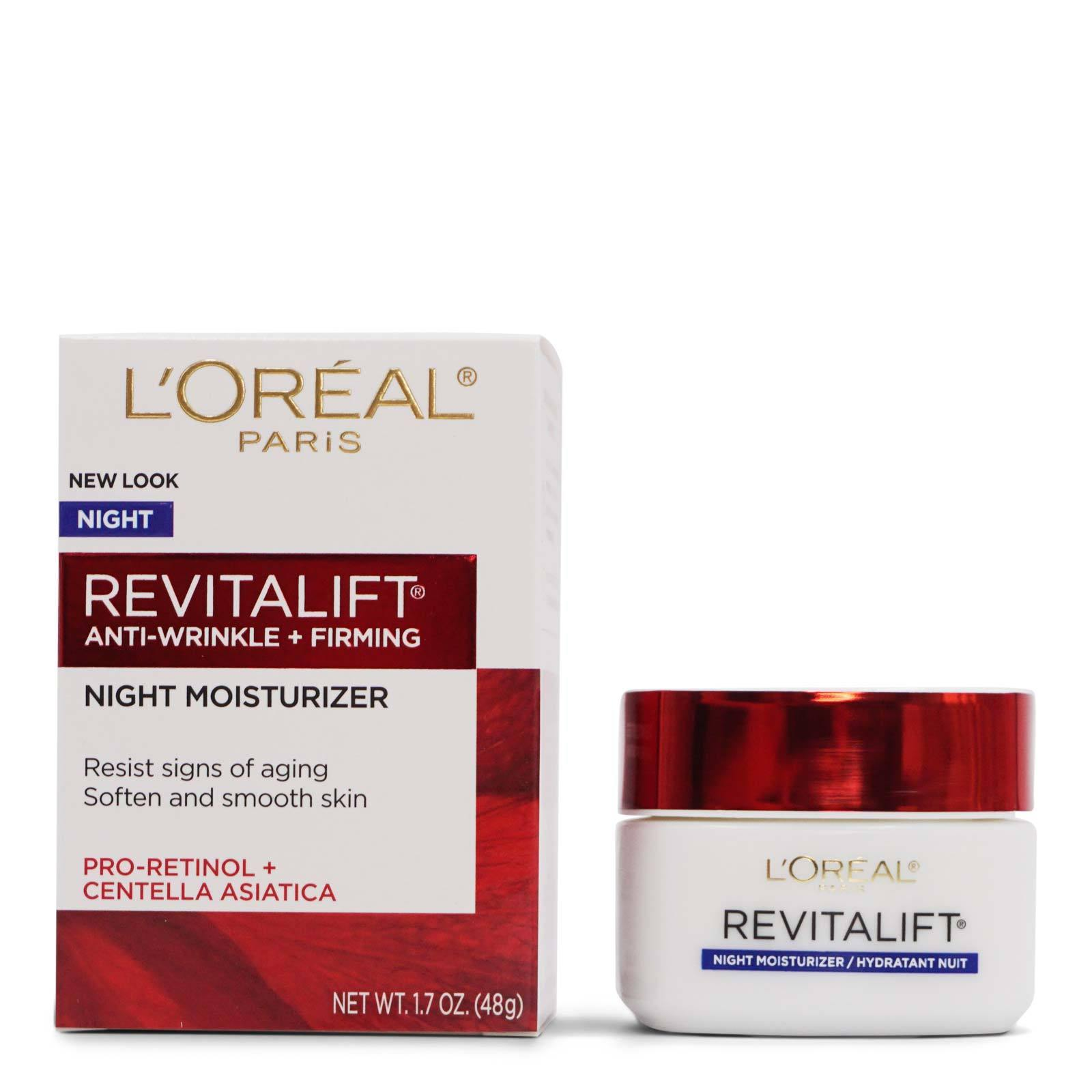 USA Wholesale | L'Oreal PARiS Revitalift Night Moisturizer (24/cs)