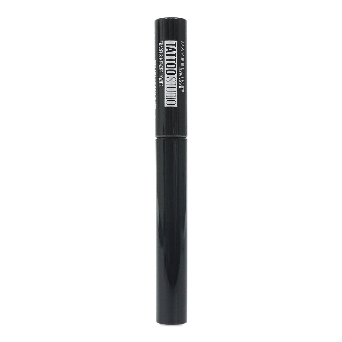 MAYBELLINE TATTOO STUDIO LIQUID INK LINER- BLACK (24/cs)