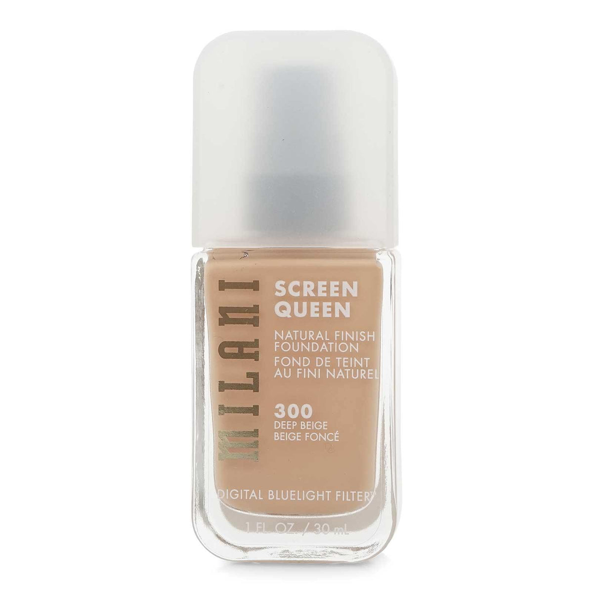 MILANI SCREEN QUEEN LIQUID FOUNDATION SERIES - 1oz (24/cs)