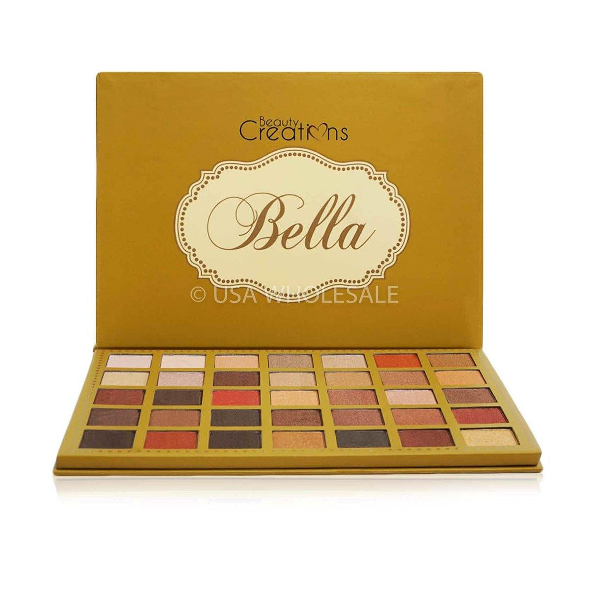 BEAUTY CREATIONS | Fairy Tale Collection - Bella 35 Color Pro Palette (Case of 6)