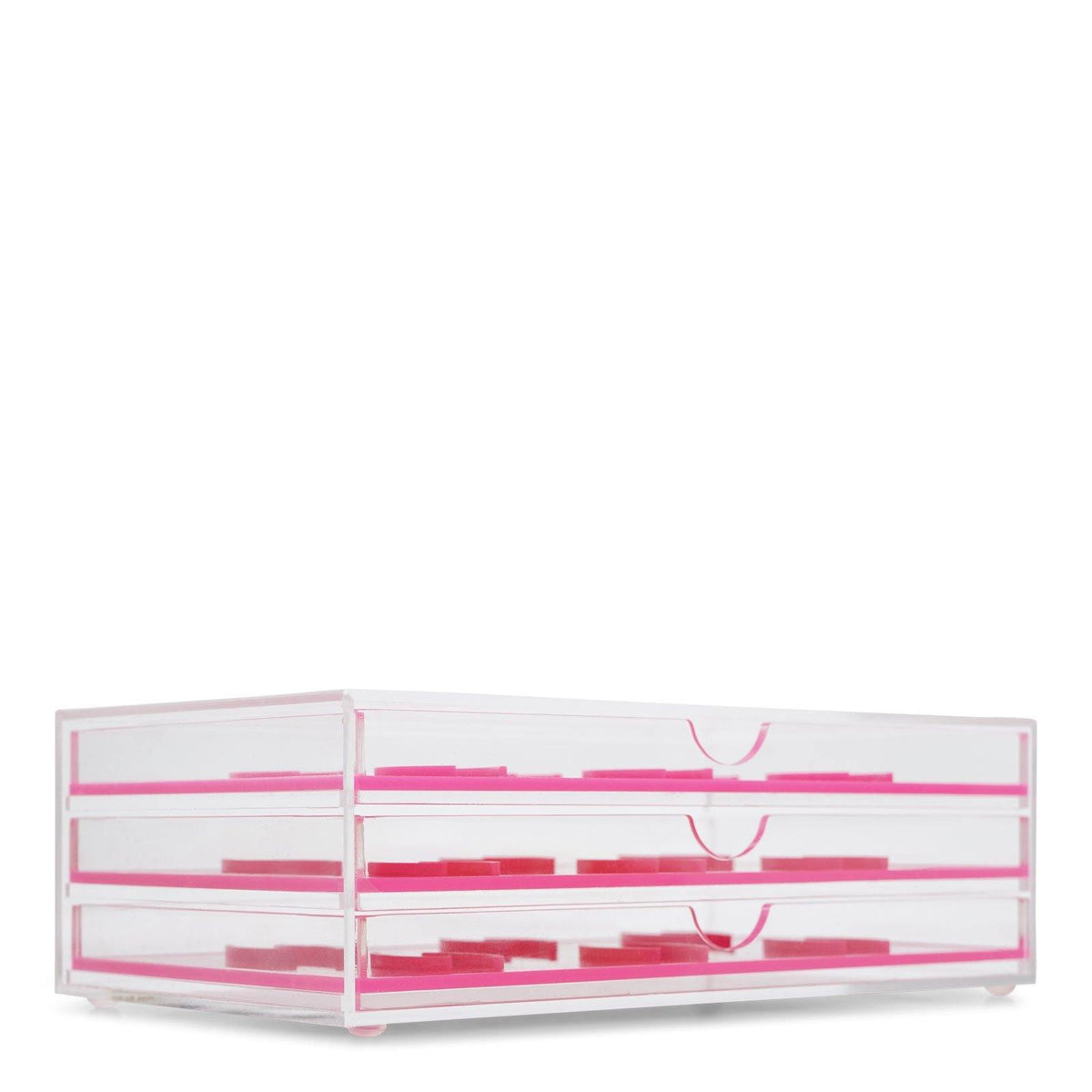 Beauty Creations EYELASH ORGANIZER BOX- EYELASH BOX (6/cs)