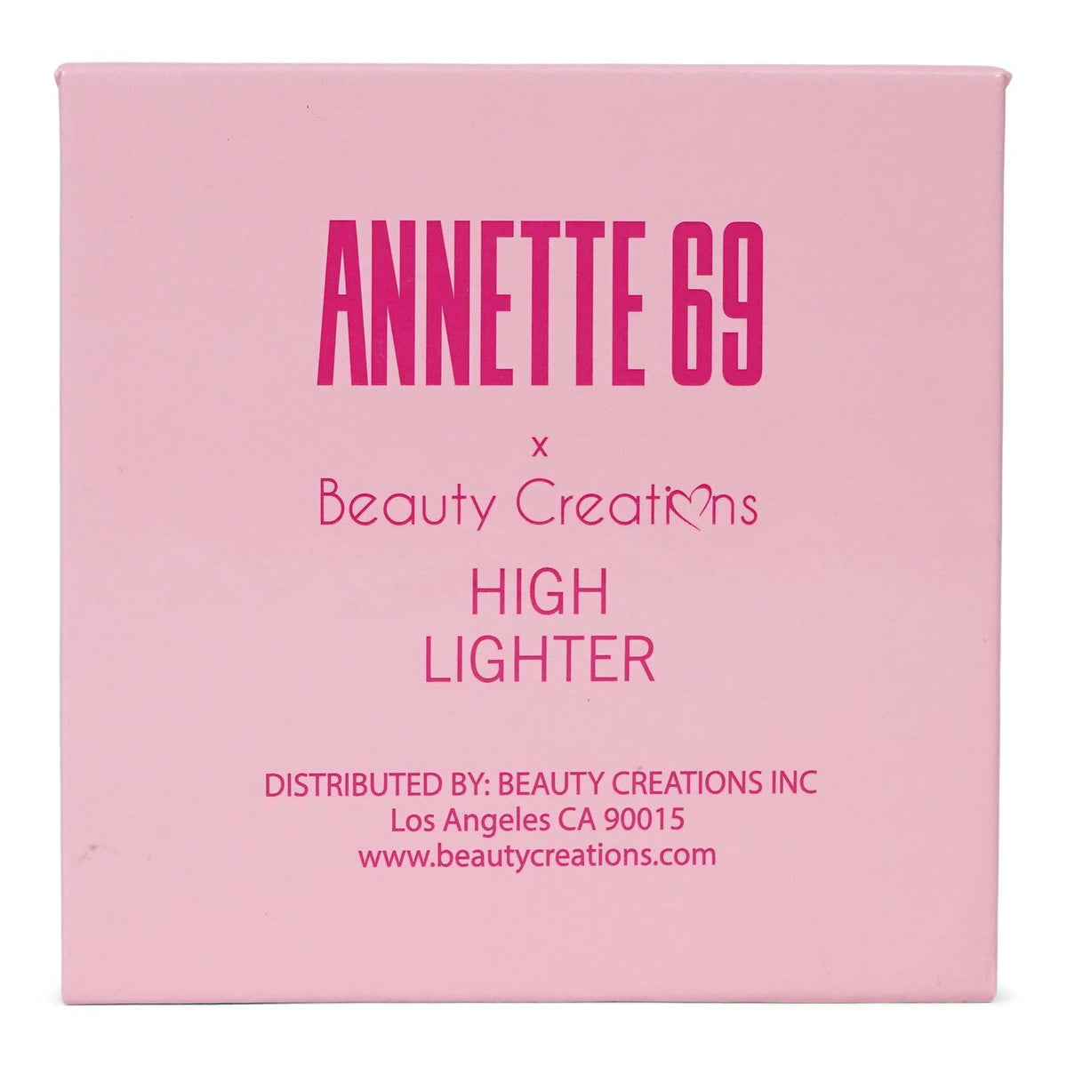 BEAUTY CREATIONS | Annette 69 Highlighter (Case of 12)
