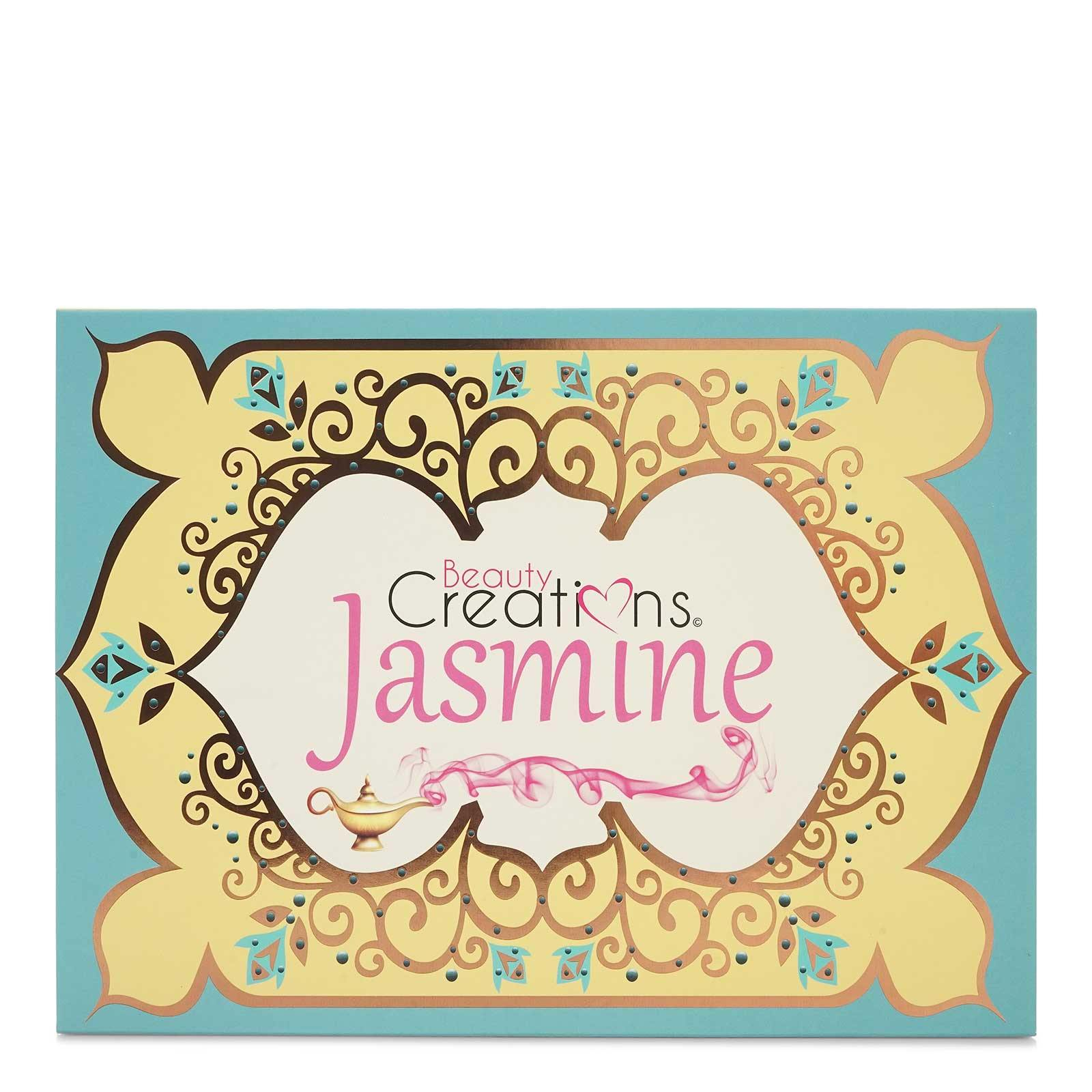 Beauty Creations 35 Color Pro Eyeshadow Palette Jasmine - BCE16 (6/cs)