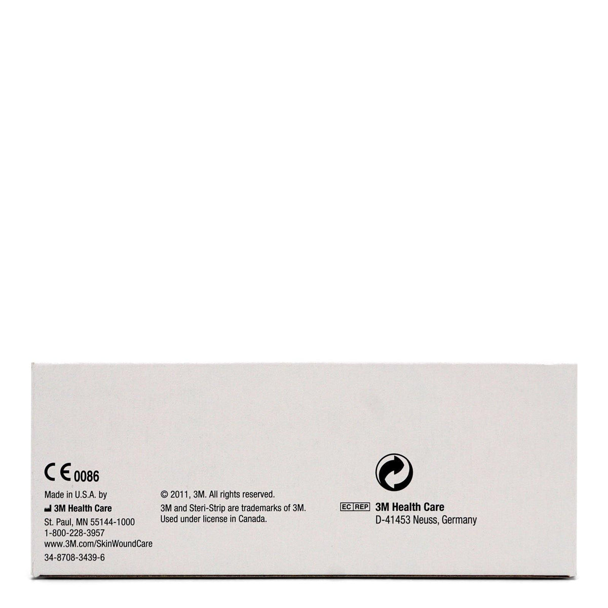 3M Healthcare | Nexcare Steri-Strip Skin Closure, 1/4''x '' (200/cs)