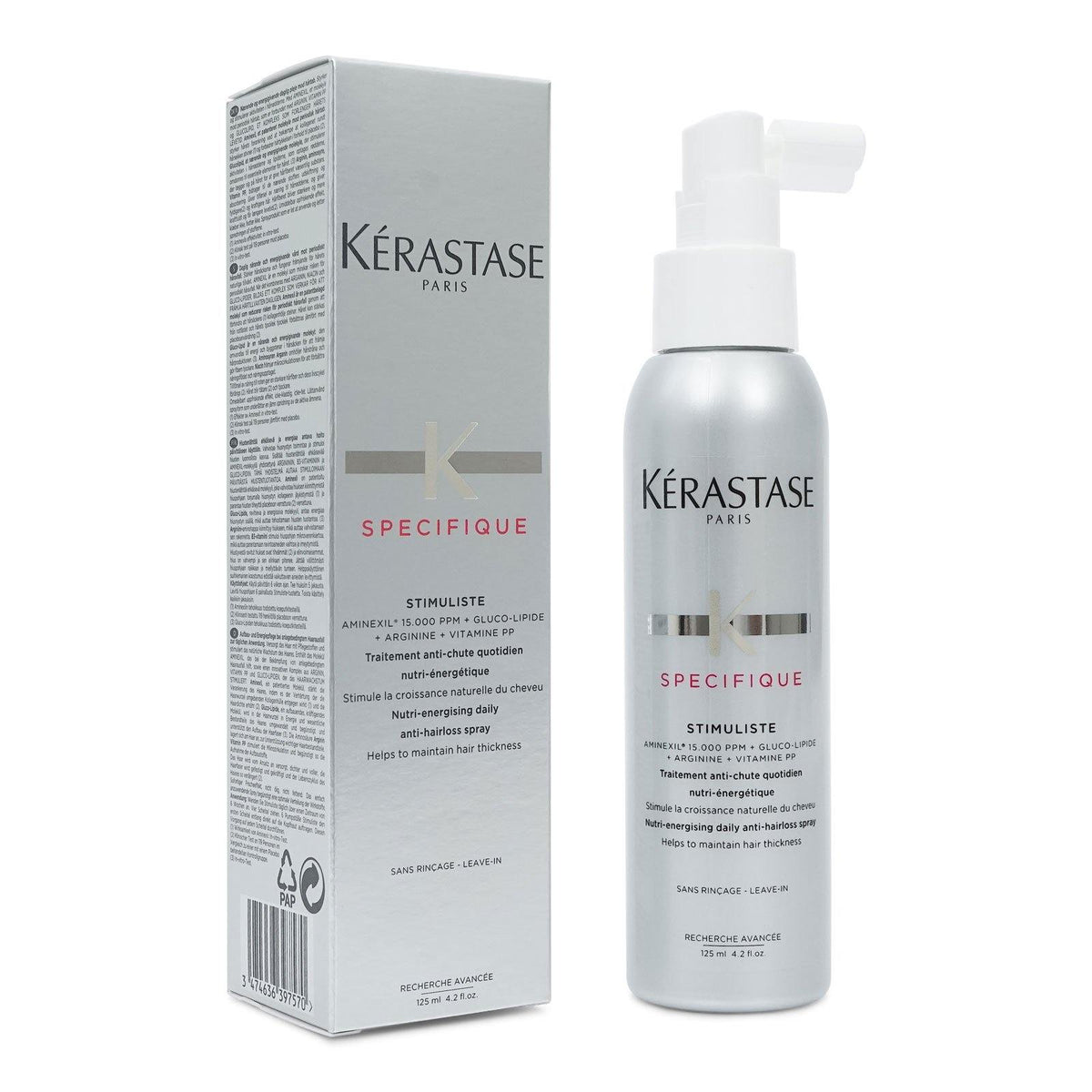 Kerastase Specifique Stimuliste Nutri-Energising Daily Anti-Hairloss Hairspray 125ml/4.2 fl oz (3/cs)