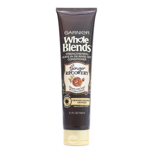 GARNIER WHOLE BLENDS GINGER RECOVERY TREATMENT 5.1oz (12/cs)