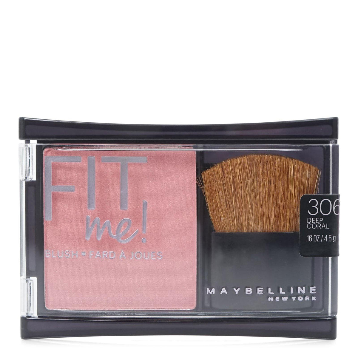 MAYBELLINE FIT ME BLUSH - DEEP CORAL (24/cs)
