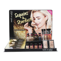 Wet n Wild Sequins & Stardust Limited Edition 26pc Display (1/cs)