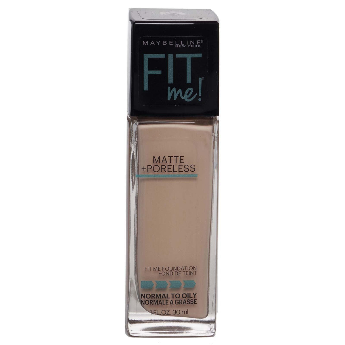 MAYBELLINE | FitMe Matte + Poreless Foundation (24/cs)