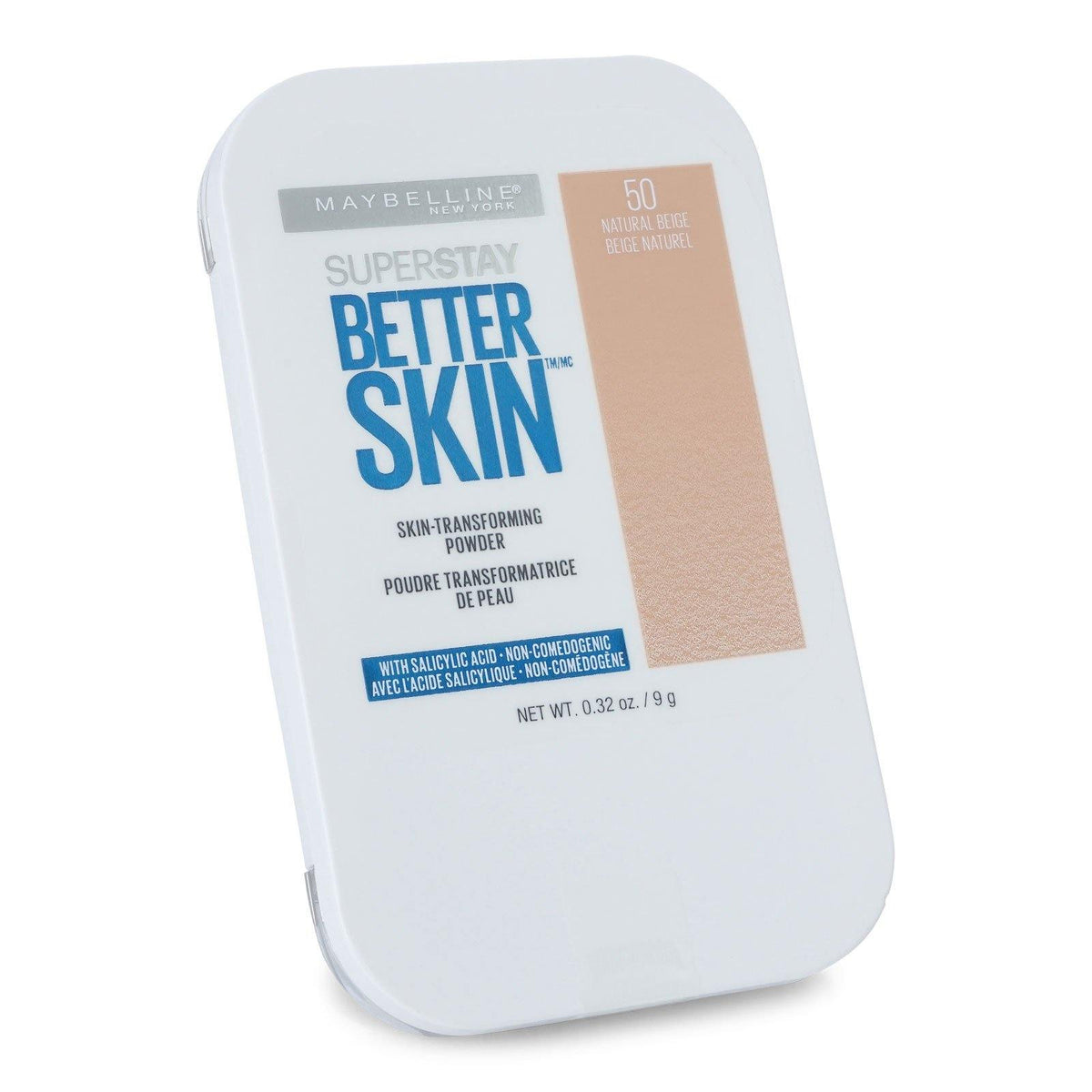Maybelline Super Stay Better Skin Powder All-Day Oil Control (0.32oz/9g) (24/cs)
