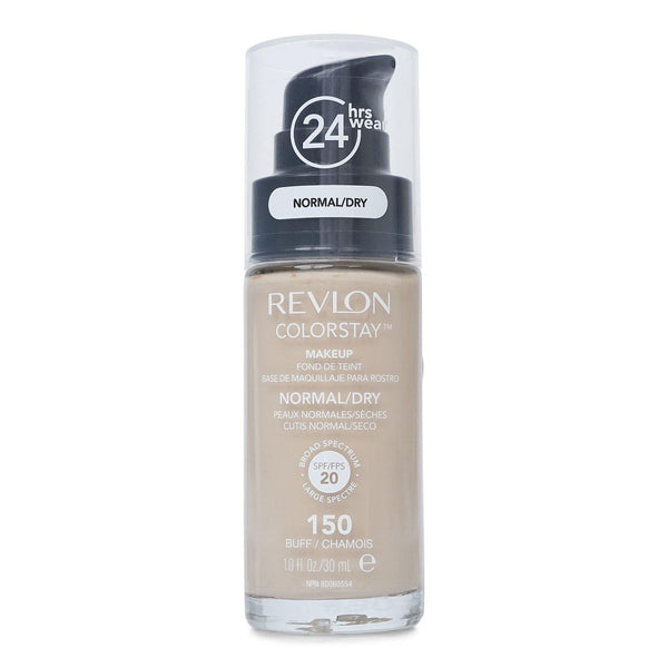 Revlon | Colorstay Foundation, Normal To Dry Skin - Buff (24/cs)