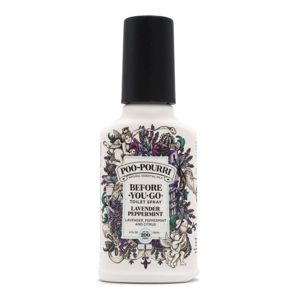 POO-POURRI | Before-You-Go Toilet Spray Lavender Peppermint-4oz (24/cs)