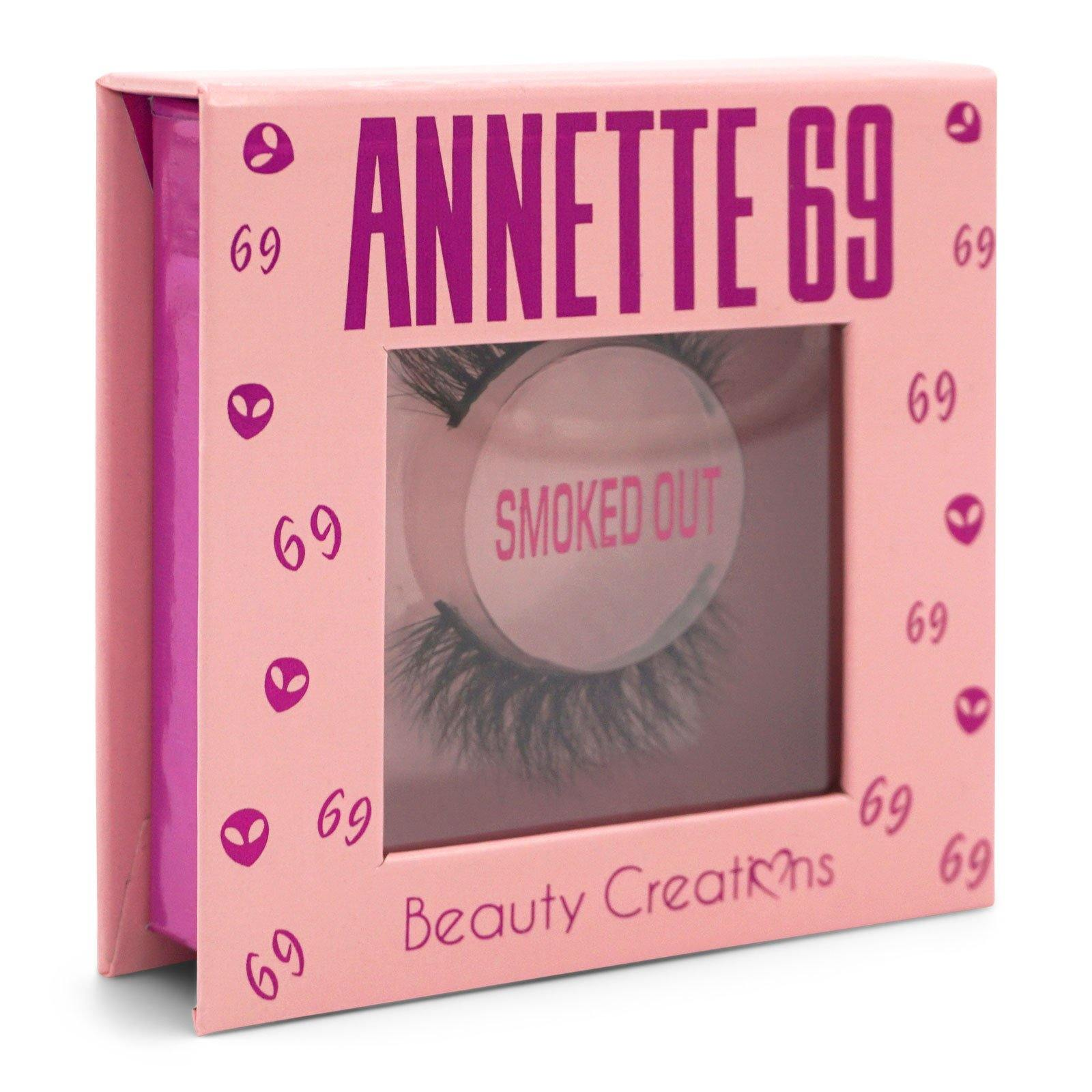 Beauty Creations - Annette 69 Eyelash #ELA (11/cs)