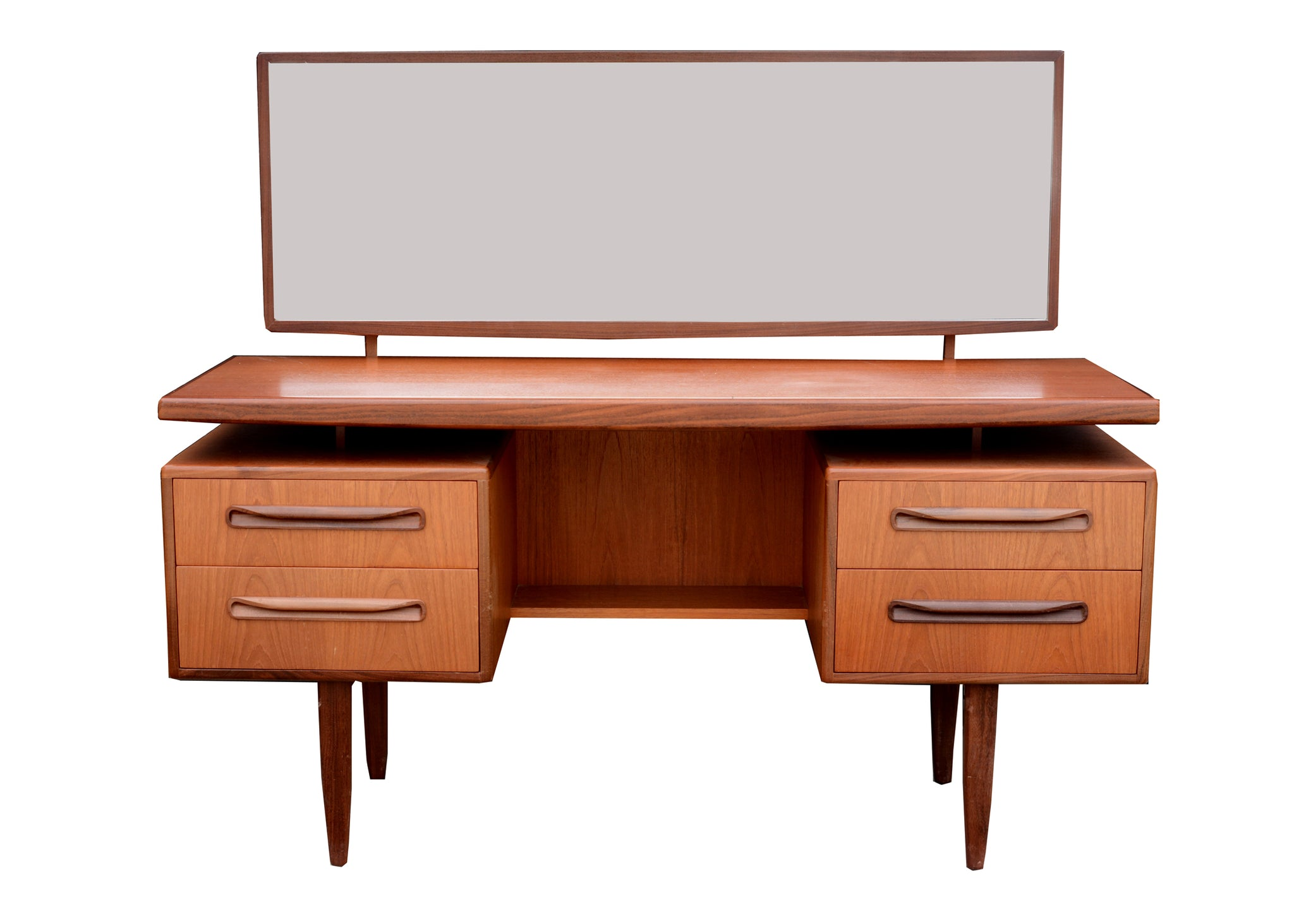 Mid Century Fresco Dressing Table