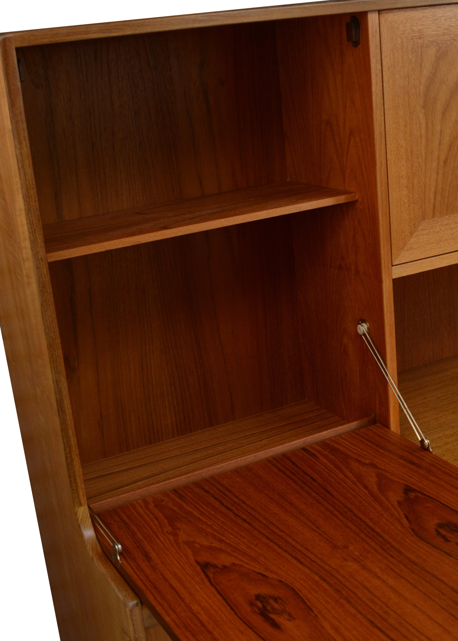 G Plan Highboard Drinks Cabinet