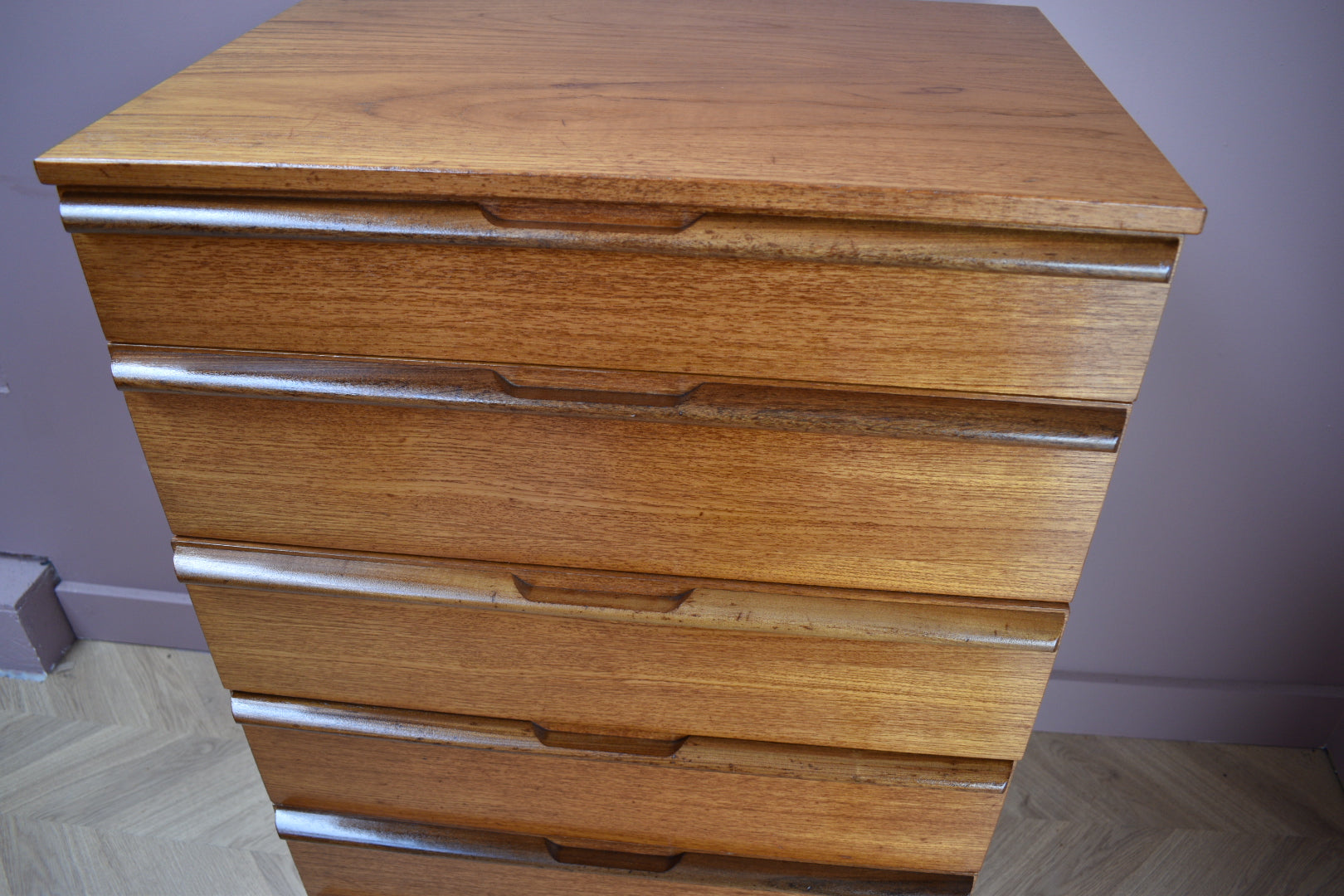 Avalon Tall Chest of Drawers
