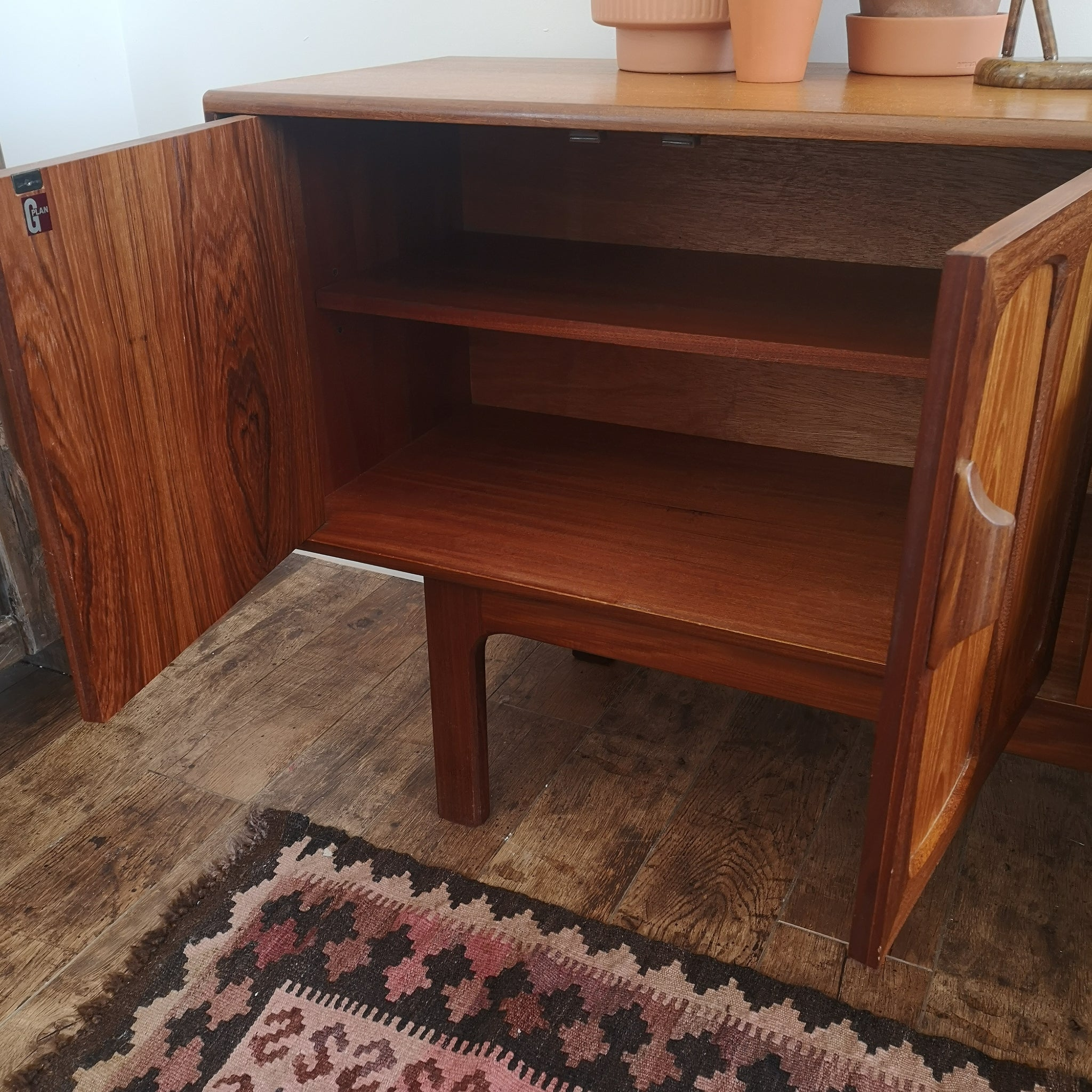 G Plan Teak Fresco Sideboard