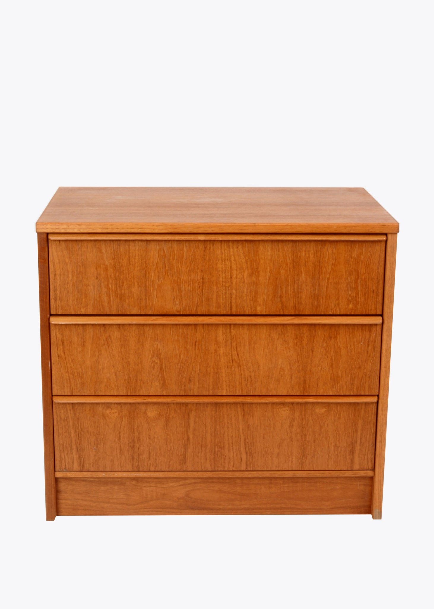 Mid Century Teak Chest of Drawers