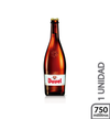 Cerveza botella Duvel 750 ml