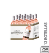 Vino Reservado Rosado 12 botellas Santa Carolina 750 ml