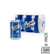 Cerveza sin alcohol x 6 - Prima 330 ml