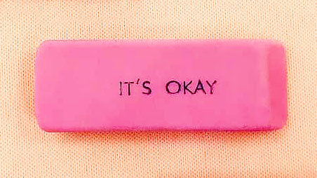 It's Okay Eraser