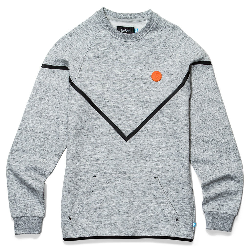 Altitude Kangaroo Pocket Crewneck