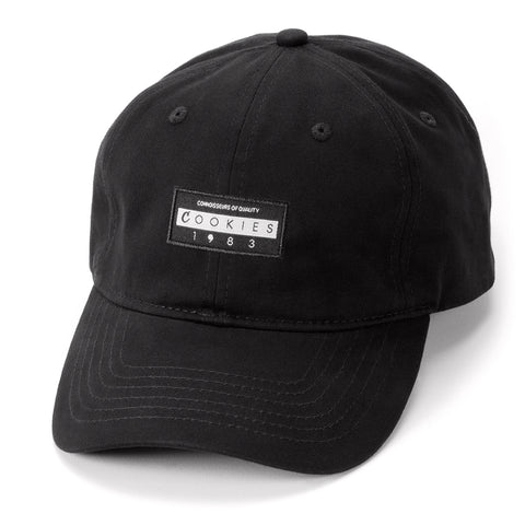 Alumni Dad Cap (Black)
