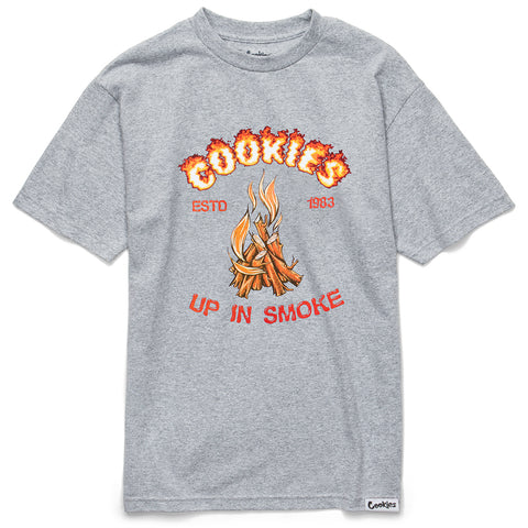 Always Blazin Tee (Heather Grey)