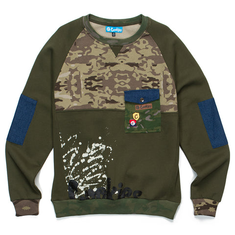 Backcountry Crewneck