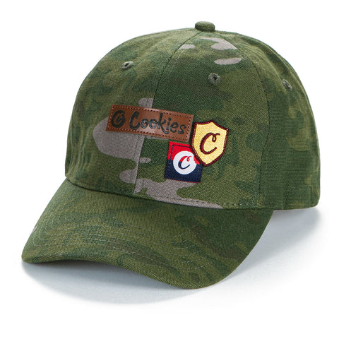 Backcountry Camo Dad Hat